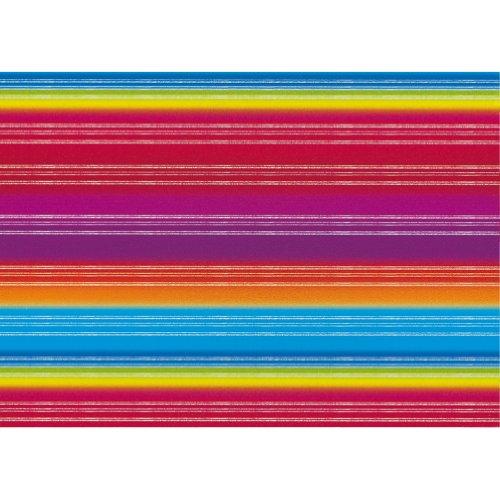 Susy Card 11136140 Lifestyle - Papel de regalo (10 m), diseño de rayas
