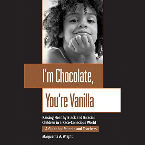 I'm Chocolate, You're Vanilla  Audiolibri