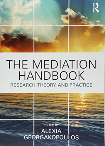 The Mediation Handbook: Research, theory, and practice