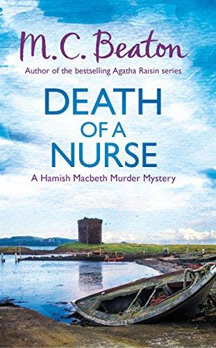 Death of A Nurse (Hamish Macbeth 31)