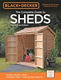 This exciting new 3rd edition of the bestselling title, Black & Decker Complete Guide to Sheds has the perfect plan for anyone who is building his or her own backyard shed.      The most popular plans from previous editions are preserved,...