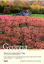 Compass American Guides: Georgia, 3rd Edition (Full-color Travel Guide) by John T. Edge (2006-04-04)