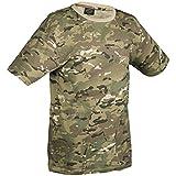 Mil-Tec Leichtes US Army Tarnshirt(Multitarn/S)