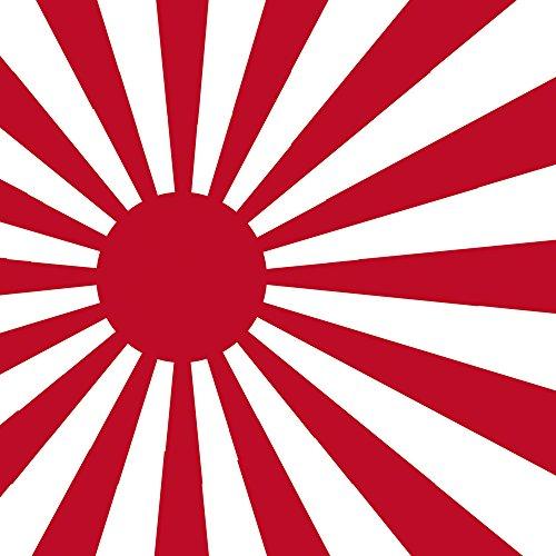 Apple iPhone 5 Case Skin Sticker aus Vinyl-Folie Aufkleber Japan Marine Japan Flagge DesignSkins® glänzend