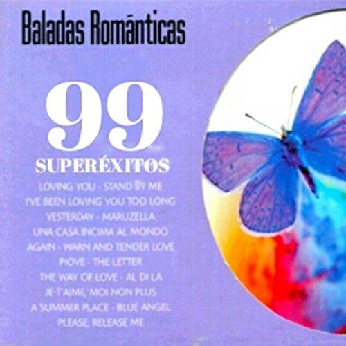Baladas Románticas - 99 Superé...