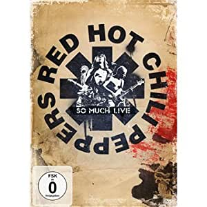 Red hot chili peppers - so much live