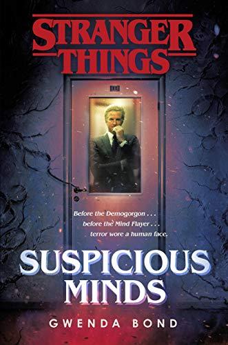 Stranger Things: Suspicious Minds por Gwenda Bond