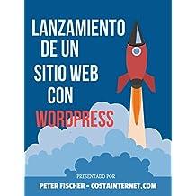 Lanzamiento de un sitio web con WordPress
