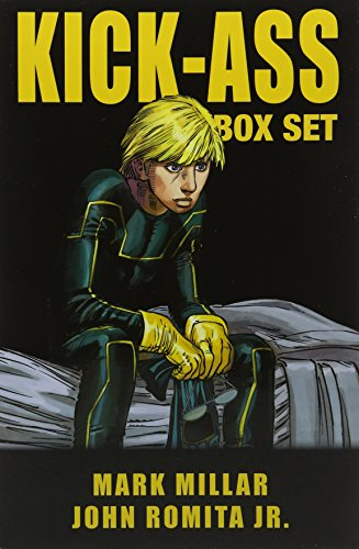 Kick-Ass Box Set -
