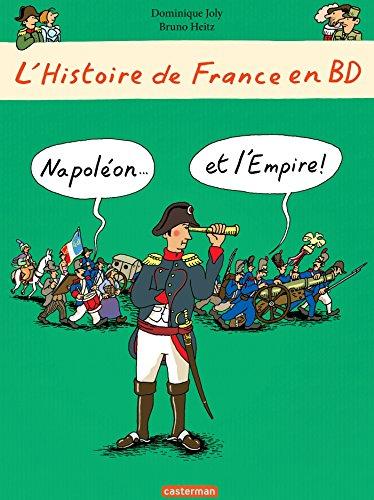 L'Histoire de France en BD - Napolé...