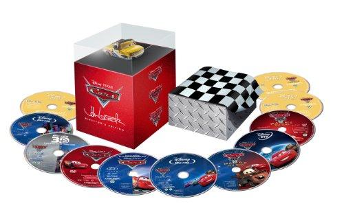 Cars 3-Movie Collection [USA] [Blu-ray]