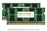 8GB Arbeitsspeicher (2 x 4GB RAM Kit) - 200pin so-DIMM DDR2 PC2-6400 - 800MHz - für Acer Aspire 7736Z Serie DDR2 - RAM-Upgrade