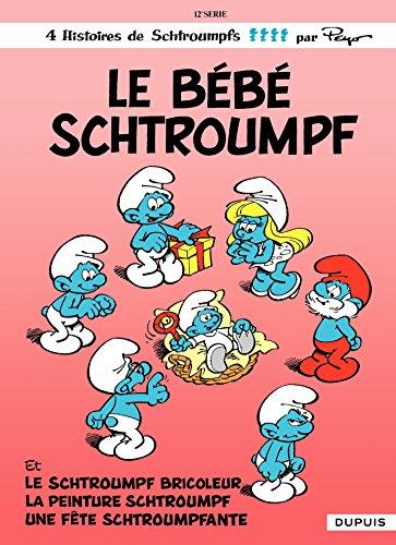 Lire en ligne Les Schtroumpfs - tome 12 - Le Bébé Schtroumpf pdf epub