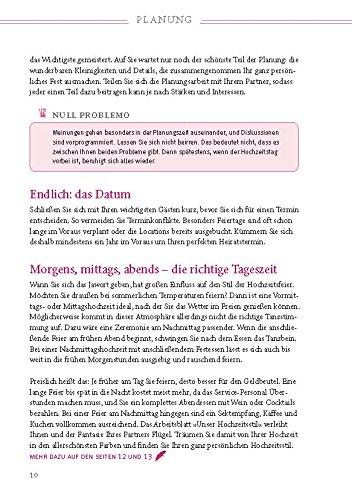 Pink Bride's Handbuch für unsere perfekte Hochzeit - 6