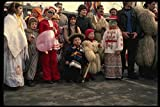 154029 Kurenti Carnival In Varazdin North Of Zagreb Croatia