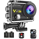 Best Action Cameras - JEEMAK 4K Sports Action Camera 16MP WiFi Waterproof Review