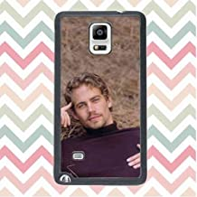Paul Walker Fast And Furious Samsung Galaxy Note 4 Case Anti-Scratch Slim Case [Movie Series]