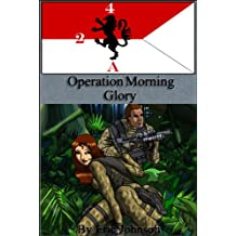 2/4 Cavalry Book 6: Operation Morning Glory (Military Scifi) (English Edition)