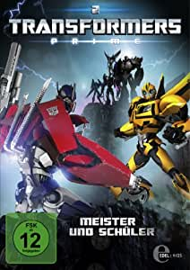 Transformers Prime, Folge 2 - Meister und Schüler