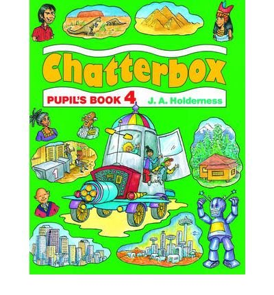 [(Chatterbox: Pupil's Book Level 4)] [Author: Jackie Holderness] published on (January, 1991)