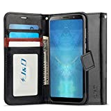 J&D Case Compatible for ZenFone Max Pro (M1) Case, [Wallet