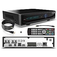 Sky vision 2200 HD Receptor satelital Digital con Disco Duro de 1TB (HDD, HDTV, DVB-S2, HDMI, USB 2.0, Full HD 1080p) Incluyendo Cable HDMI conecto®