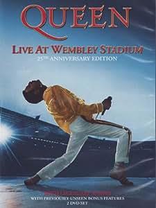 Live At Wembley Stadium - Edition 25ème Anniversaire (2 DVD)