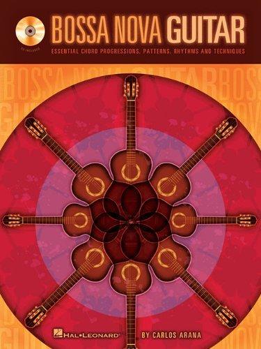 carlos-arana-bossa-nova-guitar-gtr-book-cd-by-various-27-oct-2008-sheet-music
