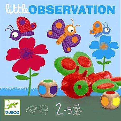 Djeco- Juegos de acción y reflejosJuegos educativosDJECOJuego Little Observation, (15)