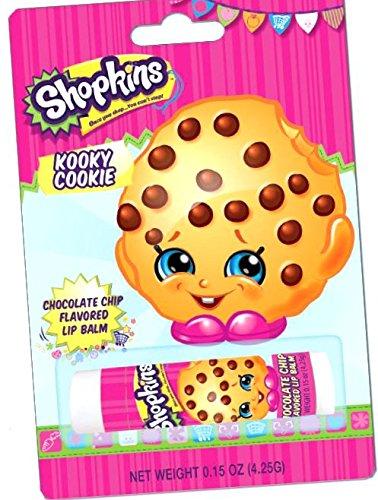 Boston America Shopkins Kooky Cookie Lip Balm
