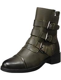 Womens 411321311000 Boots, Grün/Braun (Dark Green 7100) Bugatti