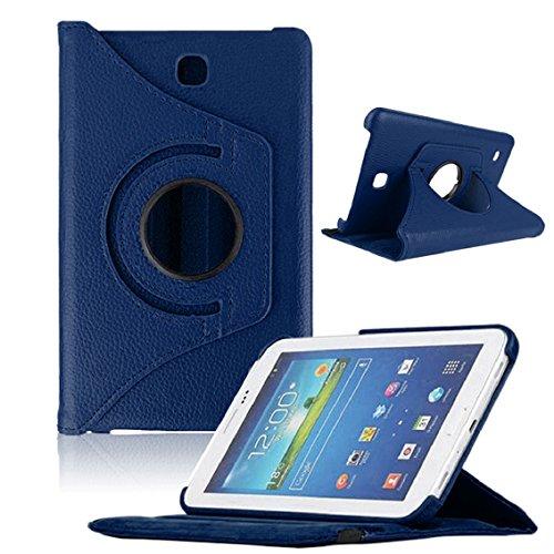 Bocideal Nouvel étui pour tablette 7 pouces Tab4 Samsung Galaxy. Étui rotative à 360 T 230.