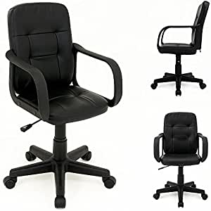 Desk Chair Armchair Office Chair Bedroom Pc Computer Furniture Office Seat