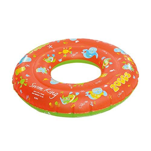Zoggs Kinder 'Zoggy einfach Aufblasen Schwimmen Ring (Jahren/0–15kg), mehrfarbig, 2–3Jahre