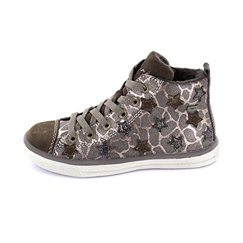 Lurchi Mädchen Starlet-Tex High-Top Dark Brown