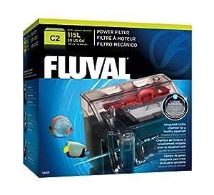 Filtre annexe Fluval C 5 phases de filtrage Fluval C2