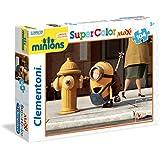 Clementoni - Maxi puzzle, diseño Minions, 104 piezas (236855)