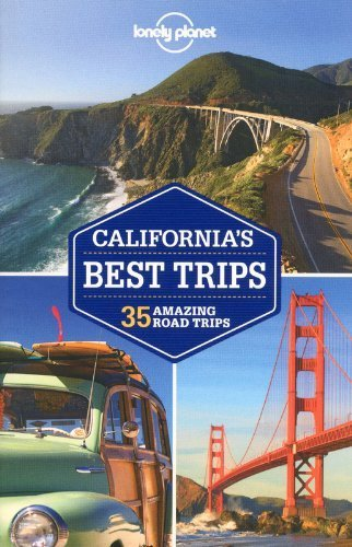 Lonely Planet California's Best Trips (Travel Guide) by Sara Benson, Beth Kohn, Nate Cavalieri (2013) Paperback