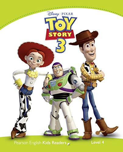 Penguin Kids 4 Toy Story 3 Reader (Pearson English Kids Readers) - 9781408288672