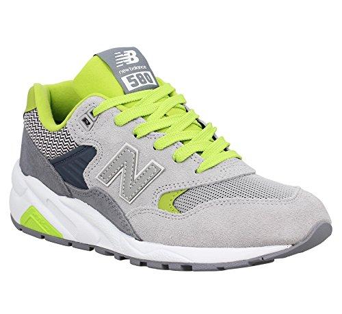 New Balance WRT580-KL-B Sneaker Damen Silver/Green