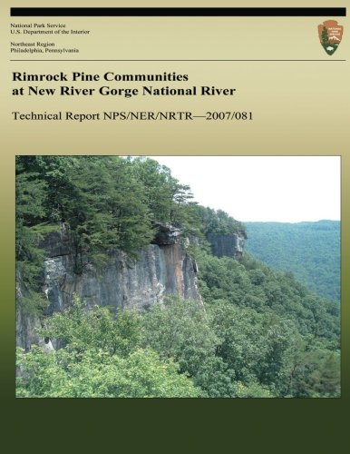 Rimrock Pine Communities at the New River Gorge National River -