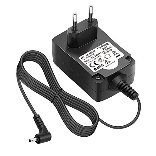 "Outtag Ladegerät 20W Netzteil 5V 4A AC Adapter für Lenovo Ideapad 100S-11IBY 80R2,100S 11.6"" (Intel Atom Z3735F); ADS-25SGP-06 05020E,Miix 300 300-10IBY 80NR0022UK, Miix 310-10ICR-80SG 80SG001FUS"