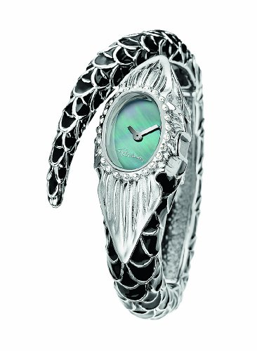 Roberto Cavalli Snake Flower 7253112515 - Orologio da donna