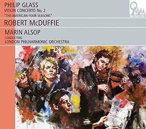 Concerto pour violon «The American Four Seasons»