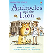 Androcles and the Lion: For tablet devices (Usborne First Reading: Level Four)