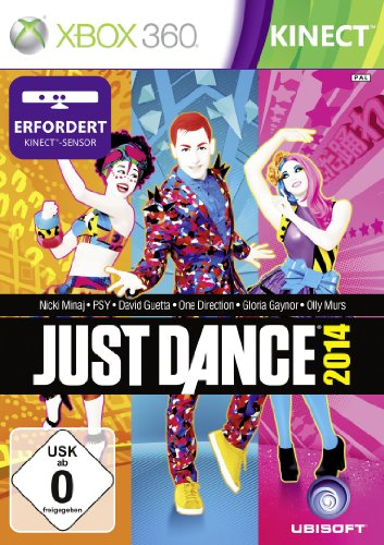 Just Dance 2014 (360 Kinect Just Dance)