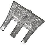 Martillo de cuña 50 mm S-FIX tamaño 9, 2 pcs SB