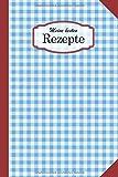 Meine besten Rezepte: Das Rezeptbuch zum selber gestalten als blanko Kochbuch mit Platz für 100 Rezepte / M4
