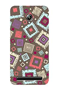 ZAPCASE PRINTED BACK COVER FOR ASUS ZENFONE GO