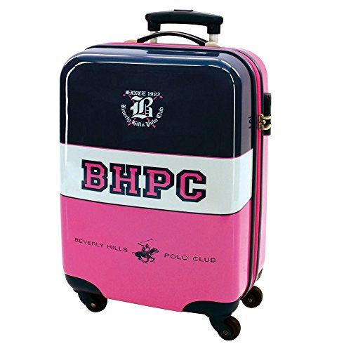 Beverly Hills Polo Club Bagage Cabine, 55 cm, 40,7 L, Multicolore 5289151